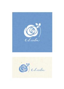 紙バンドクラフトお教室『エルカーム』さんのロゴ