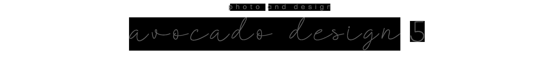 写真とデザインのアボカドデザイン5