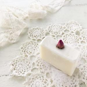 ユトリオさんの石鹸 ショートケーキ