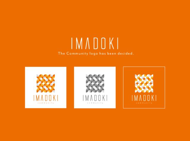ロゴ制作 女性の自立を応援するコミュニティ「イマドキ」